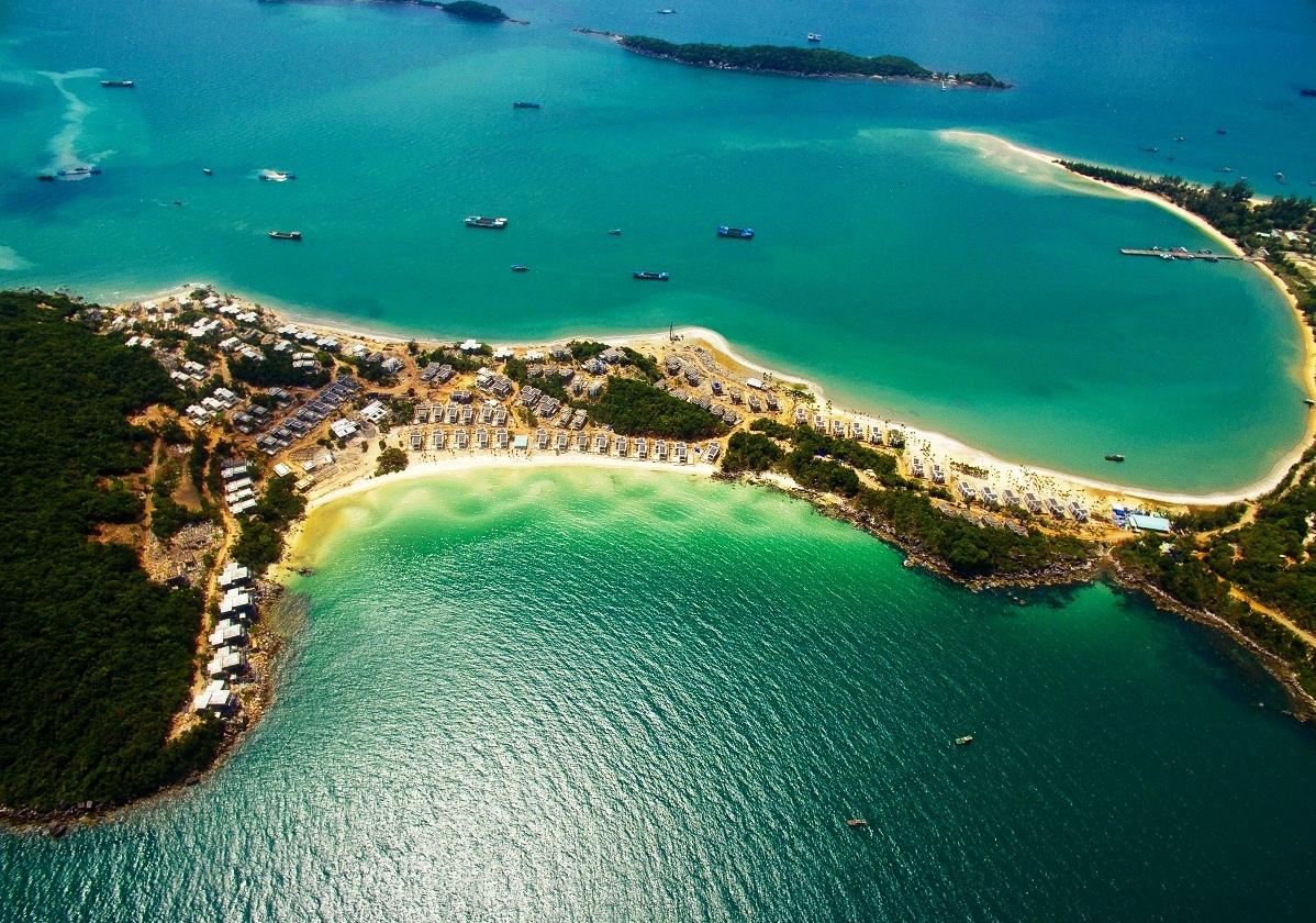 Vé tàu hà tiên - Phú Quốc